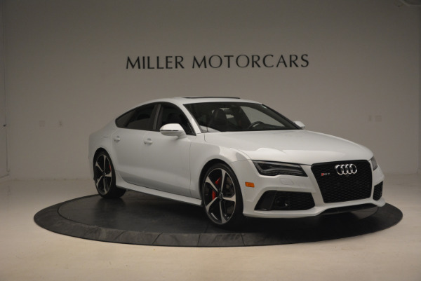 Used 2014 Audi RS 7 4.0T quattro Prestige for sale Sold at Pagani of Greenwich in Greenwich CT 06830 11