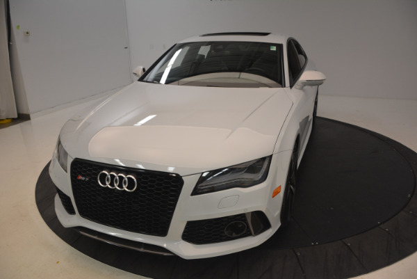Used 2014 Audi RS 7 4.0T quattro Prestige for sale Sold at Pagani of Greenwich in Greenwich CT 06830 15