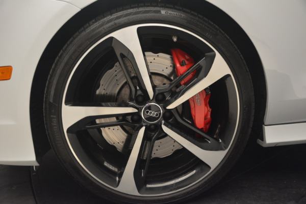 Used 2014 Audi RS 7 4.0T quattro Prestige for sale Sold at Pagani of Greenwich in Greenwich CT 06830 21