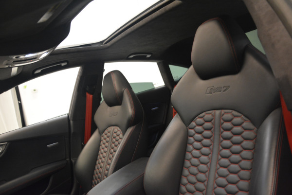 Used 2014 Audi RS 7 4.0T quattro Prestige for sale Sold at Pagani of Greenwich in Greenwich CT 06830 23