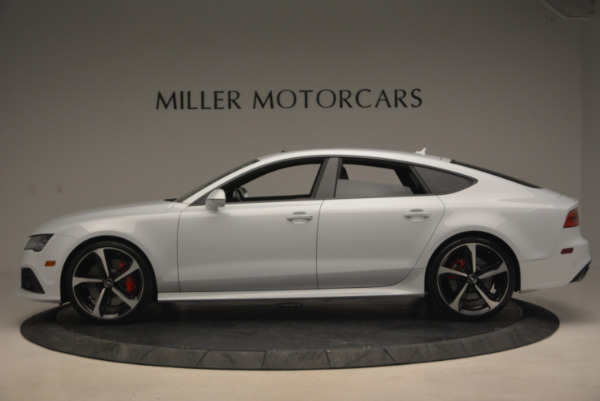 Used 2014 Audi RS 7 4.0T quattro Prestige for sale Sold at Pagani of Greenwich in Greenwich CT 06830 3