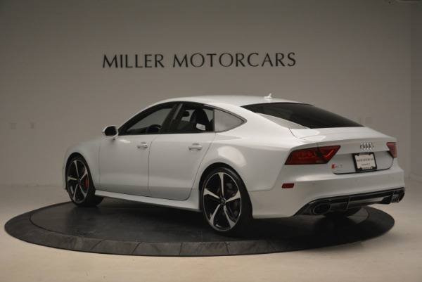 Used 2014 Audi RS 7 4.0T quattro Prestige for sale Sold at Pagani of Greenwich in Greenwich CT 06830 5