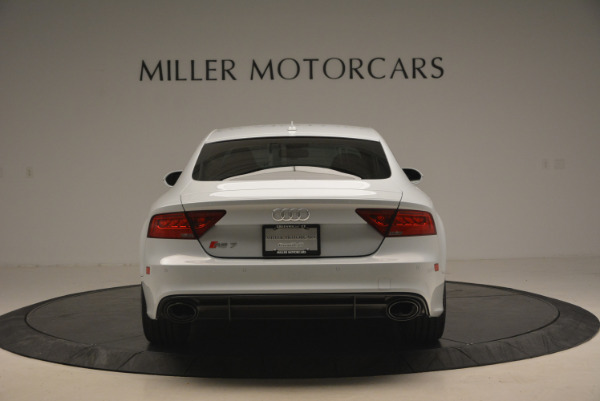 Used 2014 Audi RS 7 4.0T quattro Prestige for sale Sold at Pagani of Greenwich in Greenwich CT 06830 6