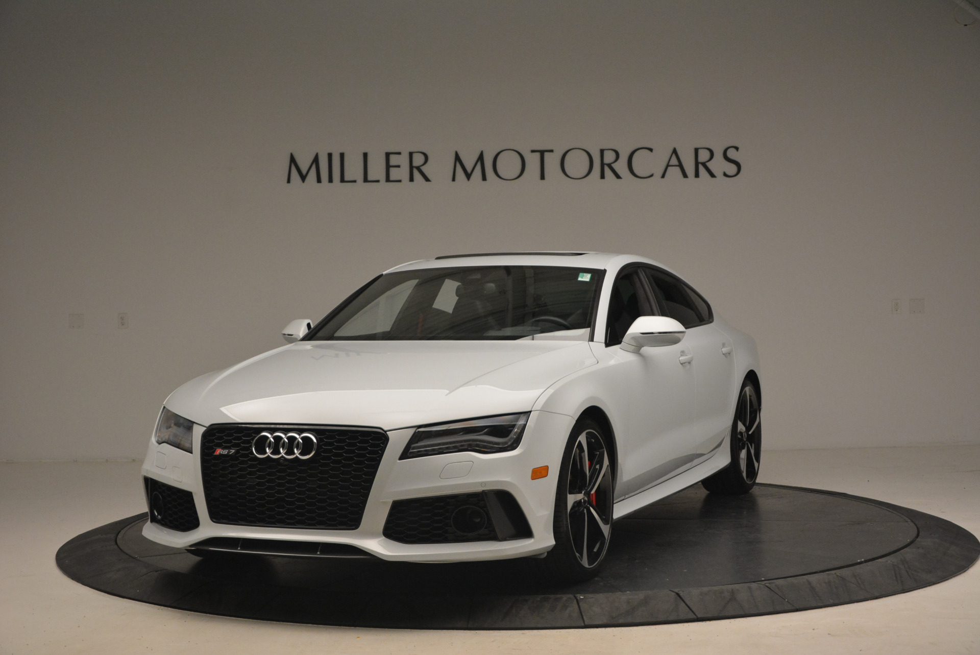 Used 2014 Audi RS 7 4.0T quattro Prestige for sale Sold at Pagani of Greenwich in Greenwich CT 06830 1