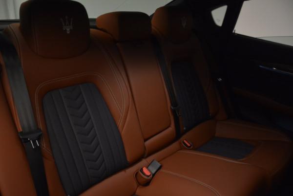 New 2017 Maserati Quattroporte S Q4 GranLusso for sale Sold at Pagani of Greenwich in Greenwich CT 06830 21