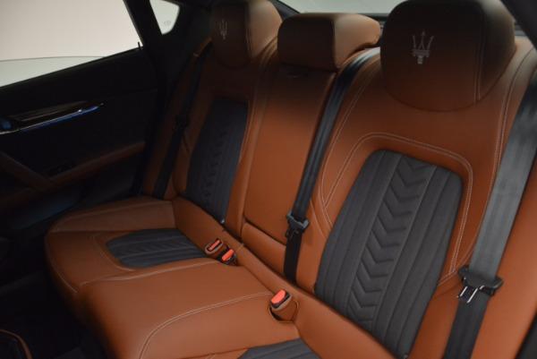 New 2017 Maserati Quattroporte S Q4 GranLusso for sale Sold at Pagani of Greenwich in Greenwich CT 06830 27