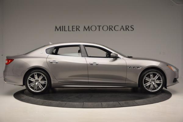 New 2017 Maserati Quattroporte S Q4 GranLusso for sale Sold at Pagani of Greenwich in Greenwich CT 06830 9