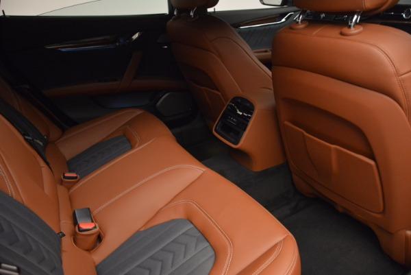 New 2017 Maserati Quattroporte S Q4 GranLusso for sale Sold at Pagani of Greenwich in Greenwich CT 06830 26