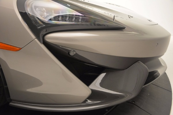 Used 2016 McLaren 570S for sale Sold at Pagani of Greenwich in Greenwich CT 06830 24