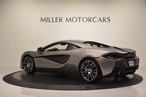 Used 2016 McLaren 570S for sale Sold at Pagani of Greenwich in Greenwich CT 06830 4