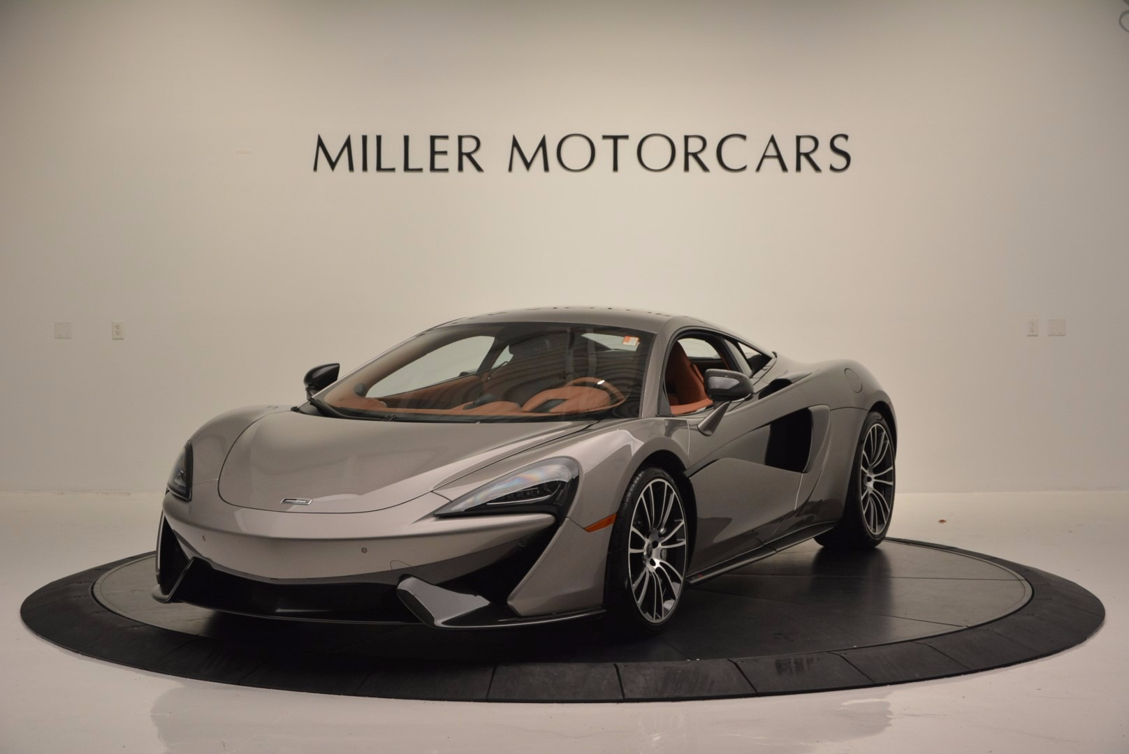 Used 2016 McLaren 570S for sale Sold at Pagani of Greenwich in Greenwich CT 06830 1
