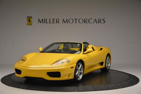 Used 2003 Ferrari 360 Spider 6-Speed Manual for sale Sold at Pagani of Greenwich in Greenwich CT 06830 1