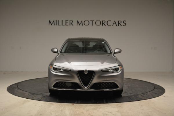 New 2017 Alfa Romeo Giulia Ti Lusso Q4 for sale Sold at Pagani of Greenwich in Greenwich CT 06830 12