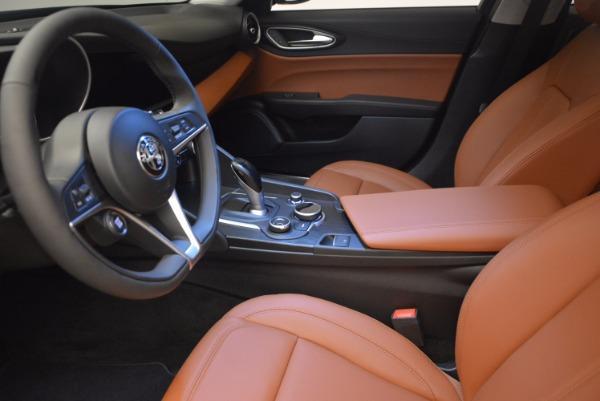 New 2017 Alfa Romeo Giulia Q4 for sale Sold at Pagani of Greenwich in Greenwich CT 06830 15