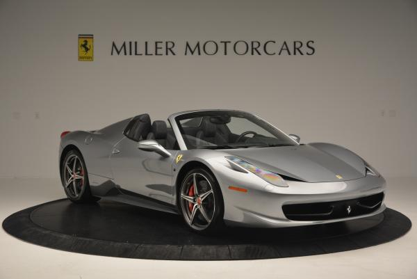 Used 2013 Ferrari 458 Spider for sale Sold at Pagani of Greenwich in Greenwich CT 06830 11