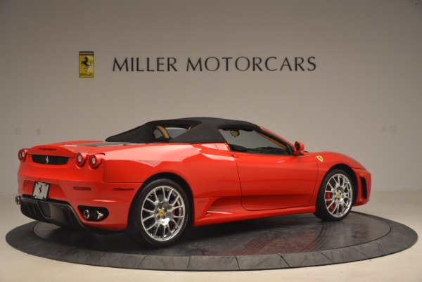 Used 2008 Ferrari F430 Spider for sale Sold at Pagani of Greenwich in Greenwich CT 06830 20