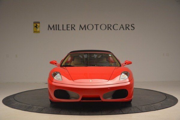 Used 2008 Ferrari F430 Spider for sale Sold at Pagani of Greenwich in Greenwich CT 06830 24