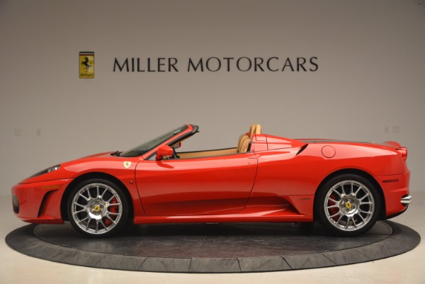 Used 2008 Ferrari F430 Spider for sale Sold at Pagani of Greenwich in Greenwich CT 06830 3