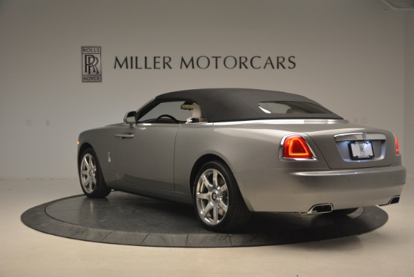 Used 2016 Rolls-Royce Dawn for sale Sold at Pagani of Greenwich in Greenwich CT 06830 18