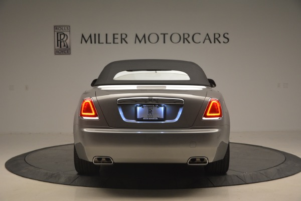 Used 2016 Rolls-Royce Dawn for sale Sold at Pagani of Greenwich in Greenwich CT 06830 19