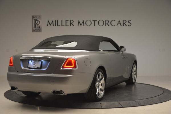 Used 2016 Rolls-Royce Dawn for sale Sold at Pagani of Greenwich in Greenwich CT 06830 20