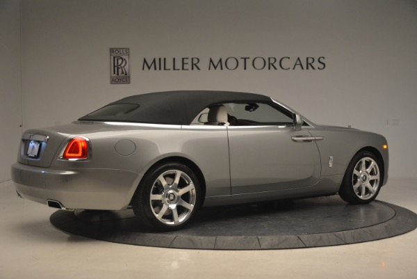 Used 2016 Rolls-Royce Dawn for sale Sold at Pagani of Greenwich in Greenwich CT 06830 21