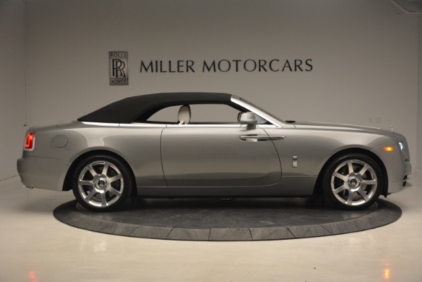 Used 2016 Rolls-Royce Dawn for sale Sold at Pagani of Greenwich in Greenwich CT 06830 22