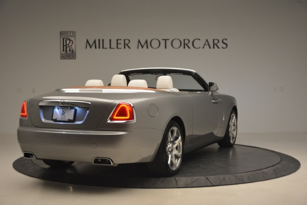 Used 2016 Rolls-Royce Dawn for sale Sold at Pagani of Greenwich in Greenwich CT 06830 7