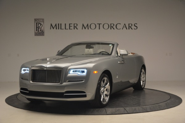 Used 2016 Rolls-Royce Dawn for sale Sold at Pagani of Greenwich in Greenwich CT 06830 1
