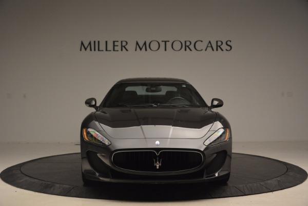 Used 2012 Maserati GranTurismo MC for sale Sold at Pagani of Greenwich in Greenwich CT 06830 12