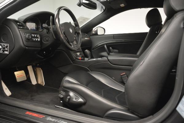 Used 2012 Maserati GranTurismo MC for sale Sold at Pagani of Greenwich in Greenwich CT 06830 14
