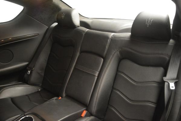 Used 2012 Maserati GranTurismo MC for sale Sold at Pagani of Greenwich in Greenwich CT 06830 17