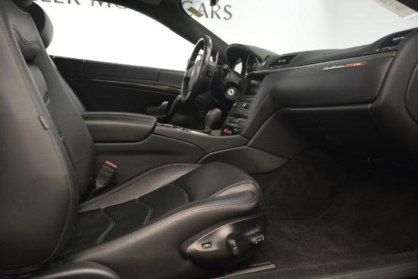 Used 2012 Maserati GranTurismo MC for sale Sold at Pagani of Greenwich in Greenwich CT 06830 21