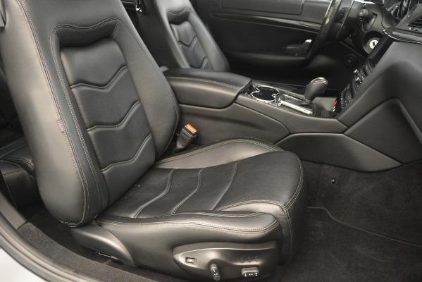 Used 2012 Maserati GranTurismo MC for sale Sold at Pagani of Greenwich in Greenwich CT 06830 22