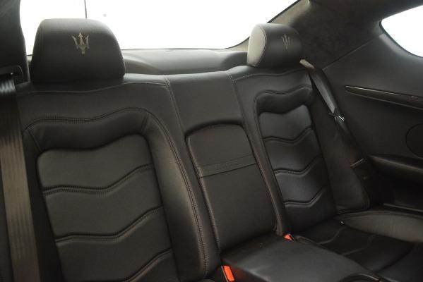 Used 2012 Maserati GranTurismo MC for sale Sold at Pagani of Greenwich in Greenwich CT 06830 23