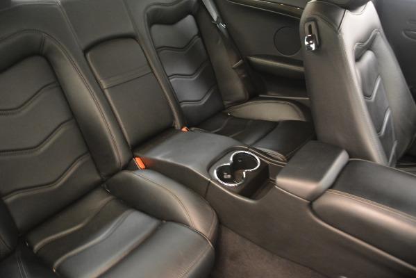Used 2012 Maserati GranTurismo MC for sale Sold at Pagani of Greenwich in Greenwich CT 06830 24