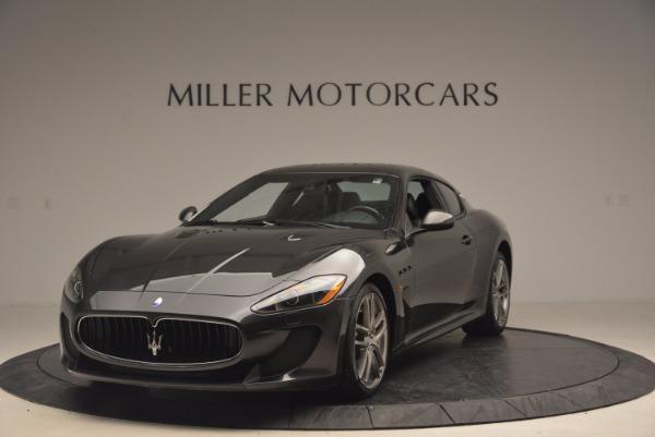 Used 2012 Maserati GranTurismo MC for sale Sold at Pagani of Greenwich in Greenwich CT 06830 1