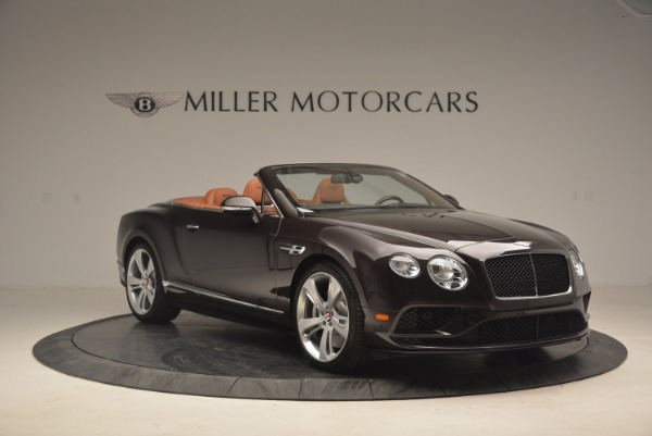 Used 2017 Bentley Continental GTC V8 S for sale Sold at Pagani of Greenwich in Greenwich CT 06830 11