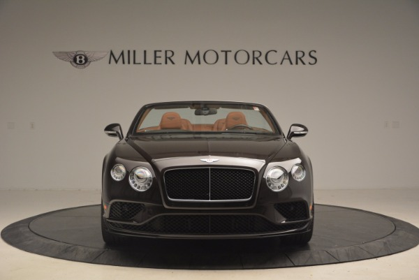 Used 2017 Bentley Continental GTC V8 S for sale Sold at Pagani of Greenwich in Greenwich CT 06830 12