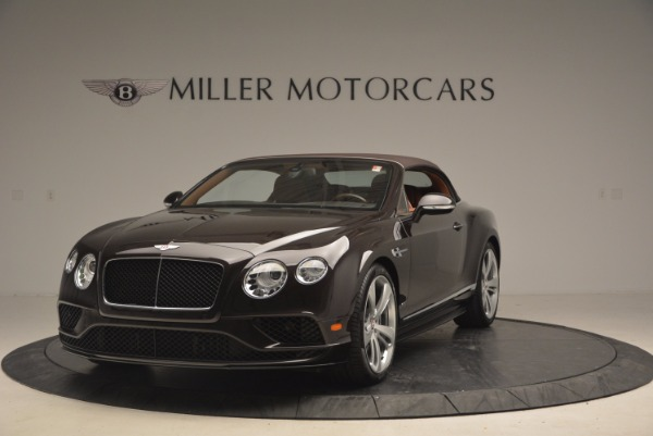Used 2017 Bentley Continental GTC V8 S for sale Sold at Pagani of Greenwich in Greenwich CT 06830 13