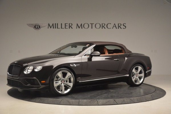 Used 2017 Bentley Continental GTC V8 S for sale Sold at Pagani of Greenwich in Greenwich CT 06830 14