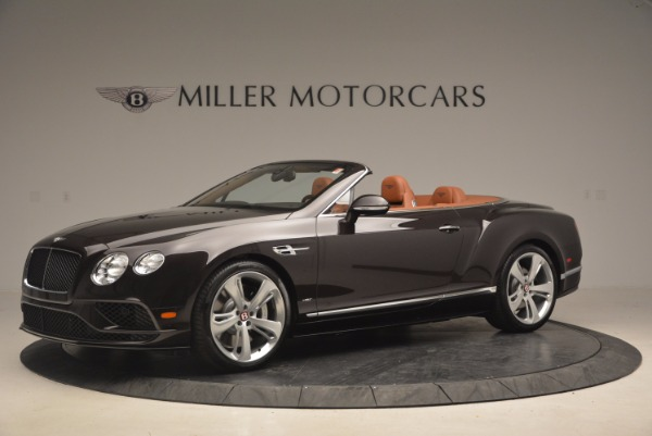 Used 2017 Bentley Continental GTC V8 S for sale Sold at Pagani of Greenwich in Greenwich CT 06830 2