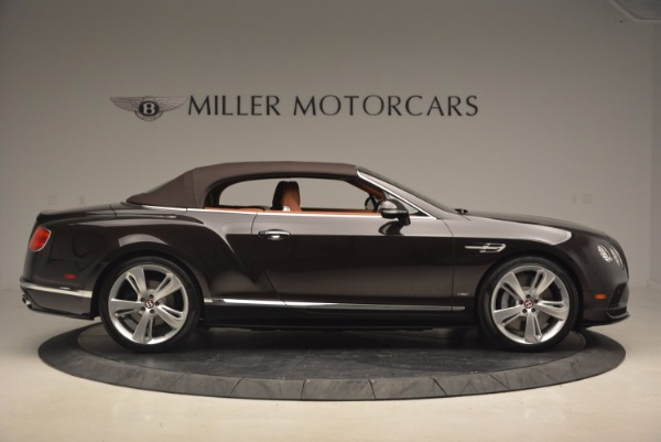 Used 2017 Bentley Continental GTC V8 S for sale Sold at Pagani of Greenwich in Greenwich CT 06830 21