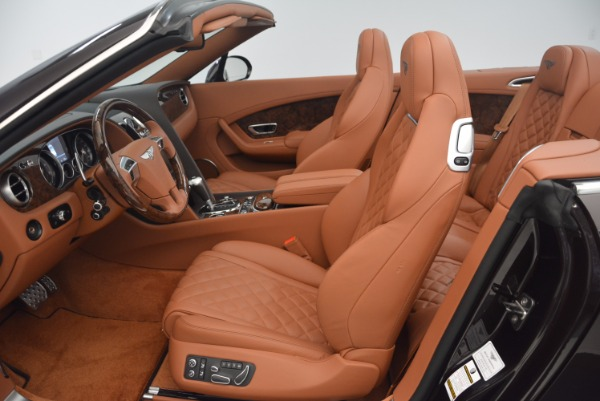 Used 2017 Bentley Continental GTC V8 S for sale Sold at Pagani of Greenwich in Greenwich CT 06830 28
