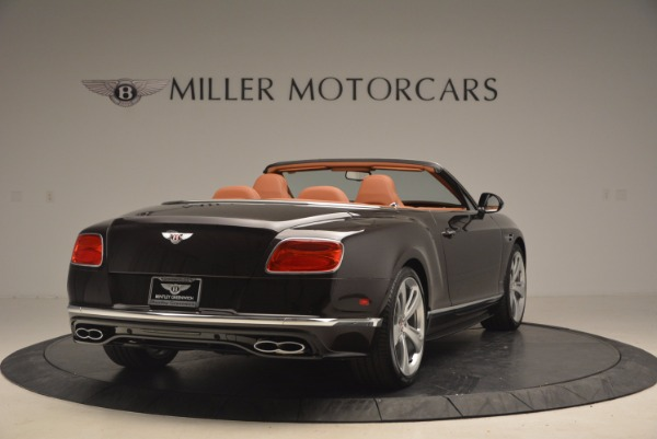 Used 2017 Bentley Continental GTC V8 S for sale Sold at Pagani of Greenwich in Greenwich CT 06830 7