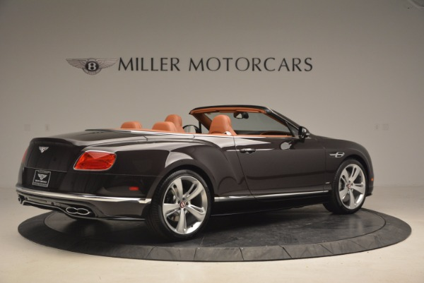 Used 2017 Bentley Continental GTC V8 S for sale Sold at Pagani of Greenwich in Greenwich CT 06830 8