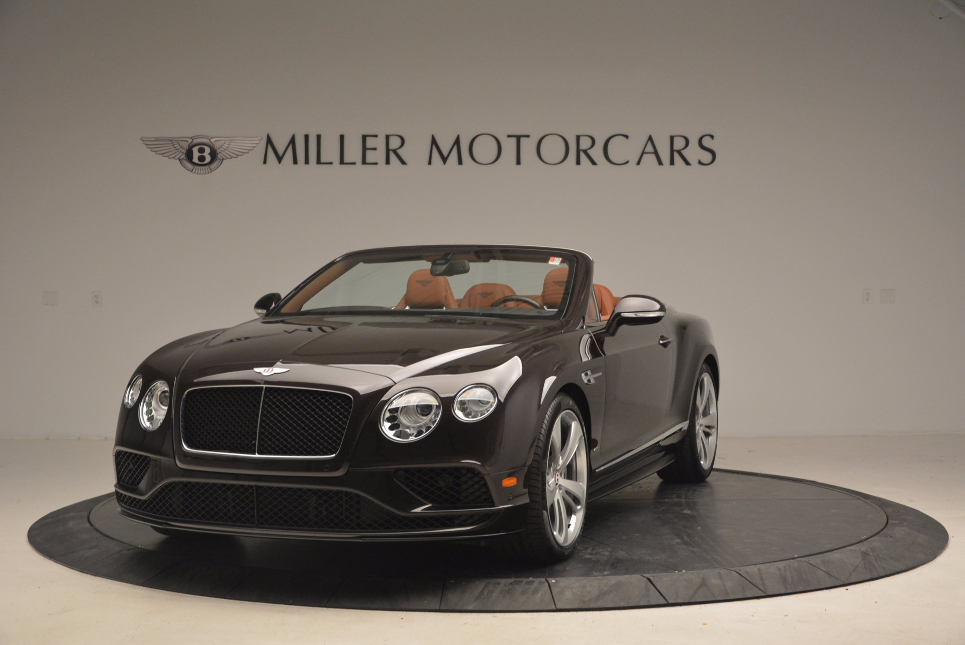 Used 2017 Bentley Continental GTC V8 S for sale Sold at Pagani of Greenwich in Greenwich CT 06830 1