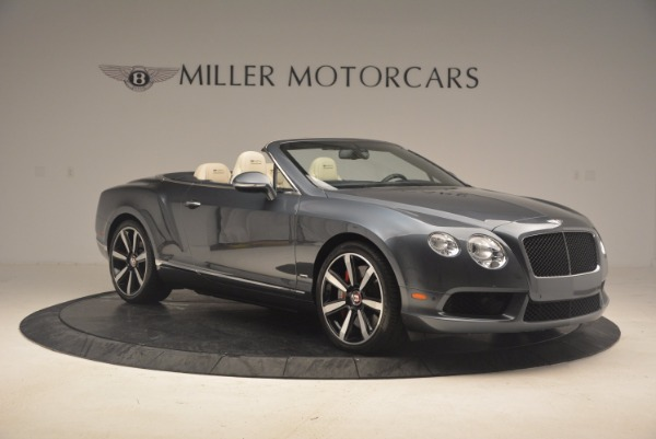 Used 2013 Bentley Continental GT V8 Le Mans Edition, 1 of 48 for sale Sold at Pagani of Greenwich in Greenwich CT 06830 10