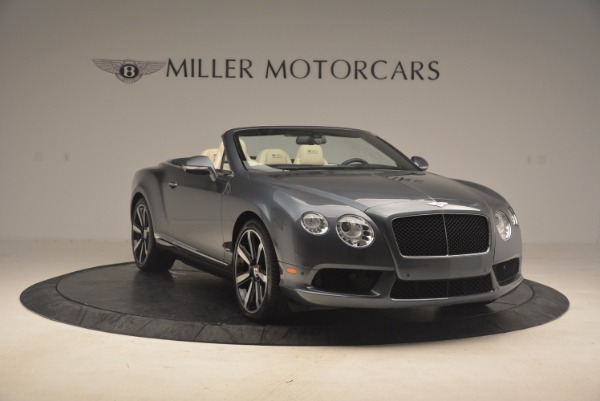 Used 2013 Bentley Continental GT V8 Le Mans Edition, 1 of 48 for sale Sold at Pagani of Greenwich in Greenwich CT 06830 11