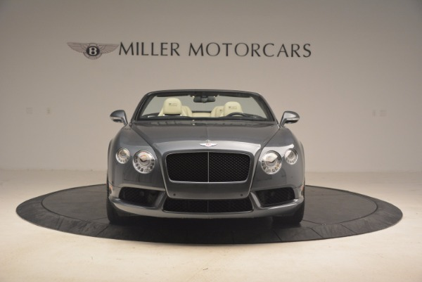 Used 2013 Bentley Continental GT V8 Le Mans Edition, 1 of 48 for sale Sold at Pagani of Greenwich in Greenwich CT 06830 12